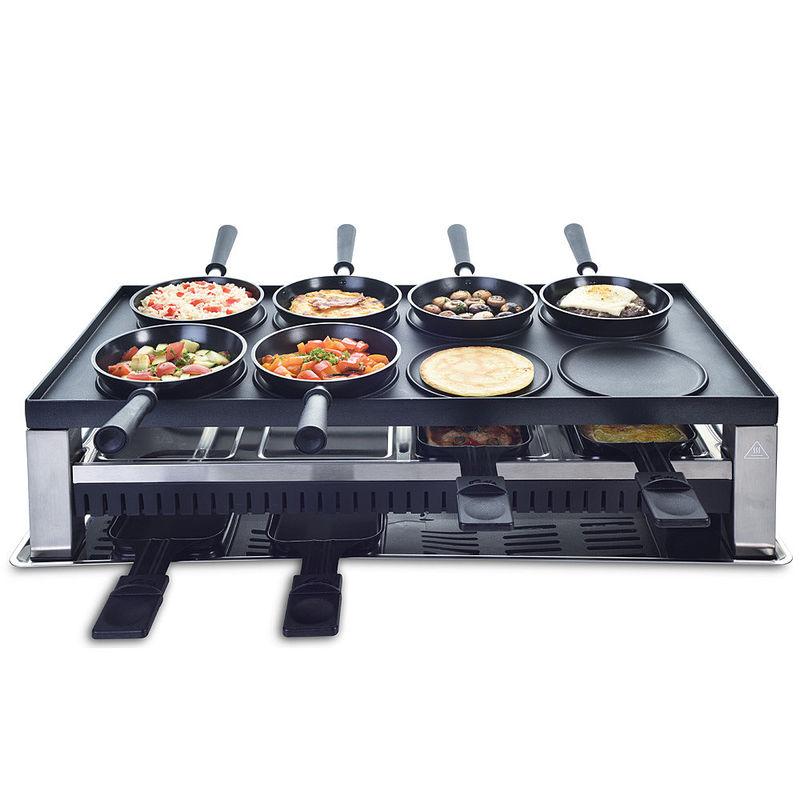 leistungsstarkes tischgrill raclette f r vielf ltige zubereitungen hagen grote schweiz shop. Black Bedroom Furniture Sets. Home Design Ideas