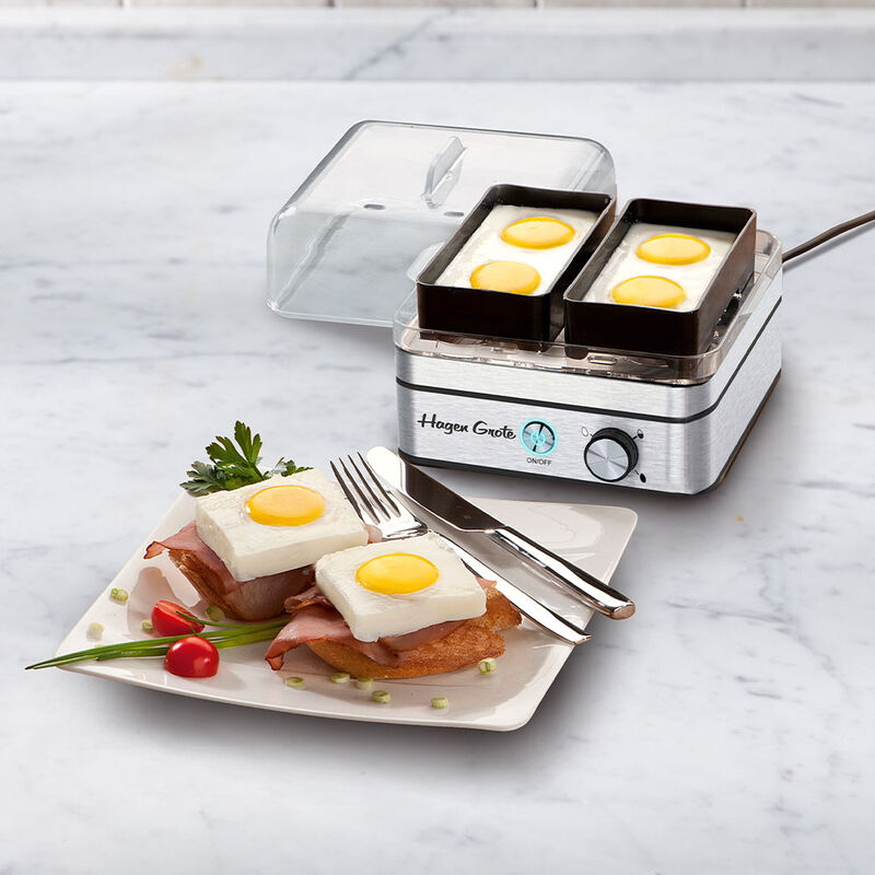 unser bester eierkocher eier kochen und pochieren hagen. Black Bedroom Furniture Sets. Home Design Ideas