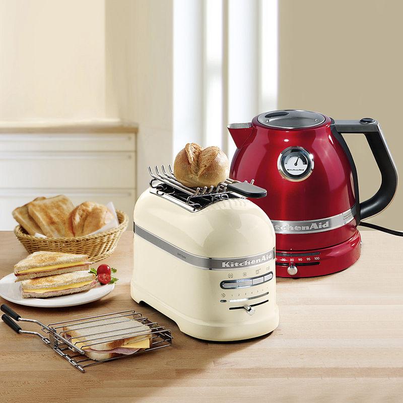 kitchenaid toaster mit gratis zubeh r hagen grote schweiz. Black Bedroom Furniture Sets. Home Design Ideas