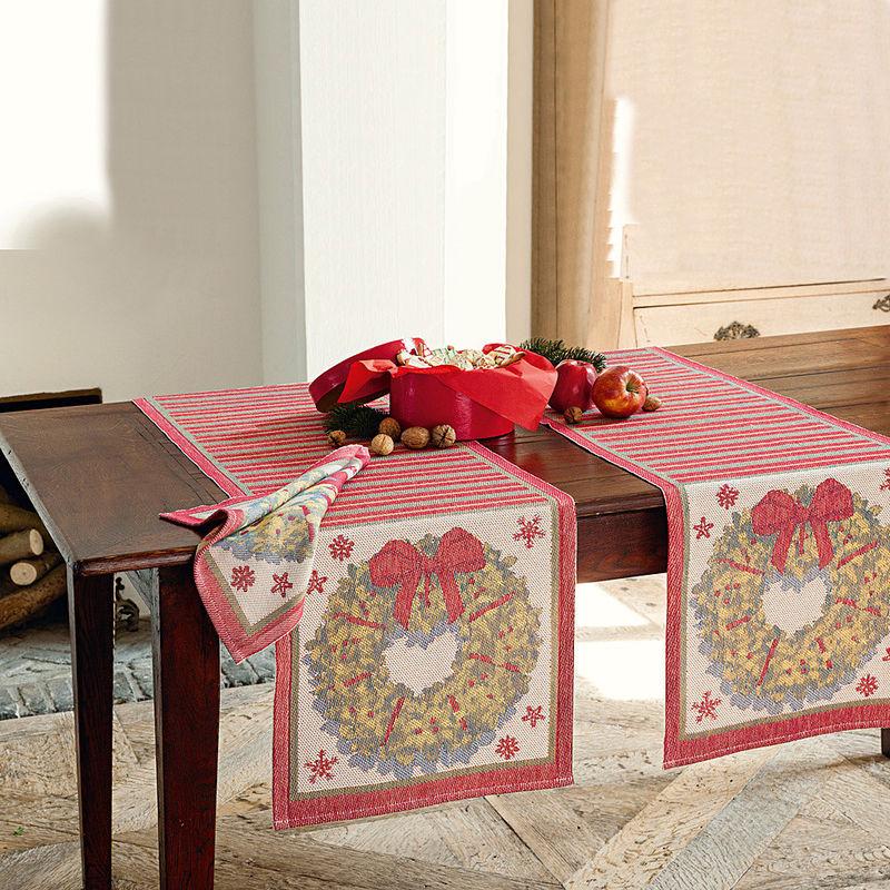 tischl ufer schwedische weihnachtstischw sche h chster. Black Bedroom Furniture Sets. Home Design Ideas