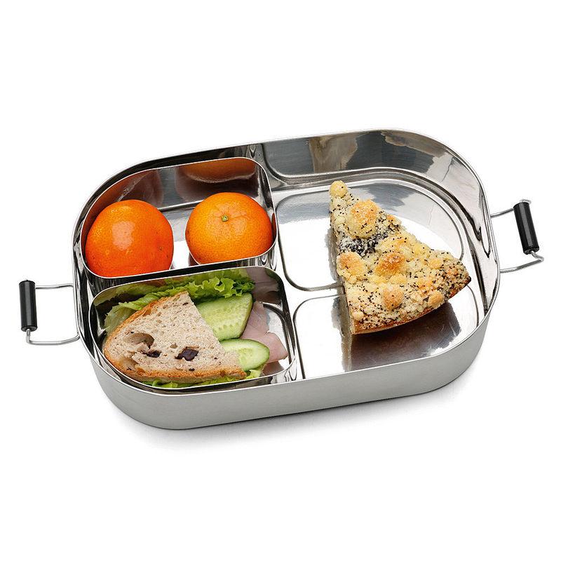 edelstahl lunch box transportiert snacks sicher und sauber hagen grote schweiz. Black Bedroom Furniture Sets. Home Design Ideas