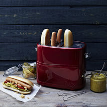 Leckere Snacks in nur fünf Minuten mit dem Hot Dog Maker