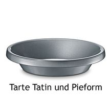 KitchenAid: Tarte Tatin und Pieform